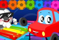 Color Song Little Red Car Cartoons For Kids 200x137 - Color Song | Little Red Car | Cartoons For Kids