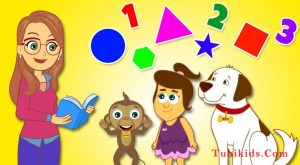 I LOVE MY TEACHER Song For Children Learn Colors Shapes Animation Cartoon for Babies amp Kids 300x165 - I LOVE MY TEACHER Song For Children | Learn Colors Shapes Animation Cartoon for Babies & Kids