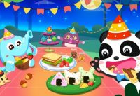 Baby Panda39s Forest Feast Cooking Game for Kids Gameplay Video Educational Games BabyBus 200x137 - Baby Panda's Forest Feast | Cooking Game for Kids | Gameplay Video | Educational Games | BabyBus