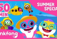 Baby Shark Dance and more Summer Song Compilation Kids Songs Pinkfong Songs for Children 200x137 - Baby Shark Dance and more   Summer Song Compilation   Kids Songs   Pinkfong Songs for Children