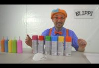 Blippi Painting Giveaway Learn Colors With Paint 200x137 - Blippi Painting Giveaway | Learn Colors With Paint