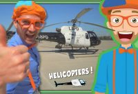 Blippi and the LAPD Helicopter Educational Videos for Kids 200x137 - Blippi and the LAPD Helicopter | Educational Videos for Kids