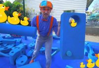 Blippi at an Outdoor Children39s Museum Learn about Fossils and More 200x137 - Blippi at an Outdoor Children's Museum | Learn about Fossils and More!