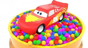 Colorful Car Wheels amp Magic Liquids with Lightning Mcqueen Learn Counting and Colors For Kids 300x165 - Colorful Car Wheels & Magic Liquids with Lightning Mcqueen Learn Counting and Colors For Kids