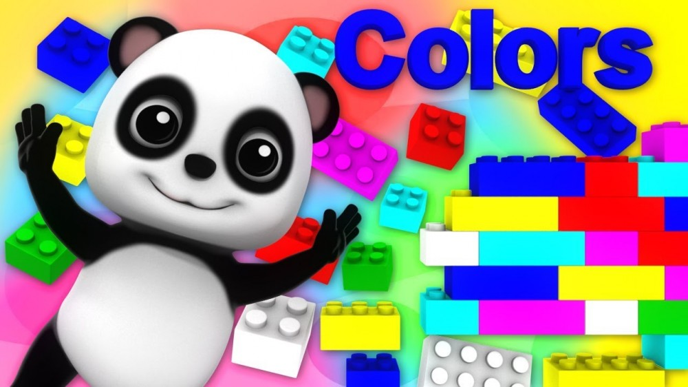Colors For Kids With Lego Baby Bao Panda Cartoons For Kids - Colors For Kids With Lego | Baby Bao Panda Cartoons For Kids