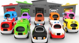 Colors for Children to Learn with Street Vehicles Toys Transport Car Carrier Toy 300x165 - Colors for Children to Learn with Street Vehicles Toys - Transport Car Carrier Toy