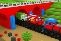 Fun Preschool Toy train and Street Vehicles Play Learn Colors Videos Collection 200x137 - Fun Preschool Toy train and Street Vehicles Play - Learn Colors Videos Collection