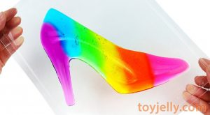 How to Make Colors Slime Jelly High Heels Learn Colors Kinder Surprise Eggs Baby Finger Family Song 300x165 - How to Make Colors Slime Jelly High Heels Learn Colors Kinder Surprise Eggs Baby Finger Family Song