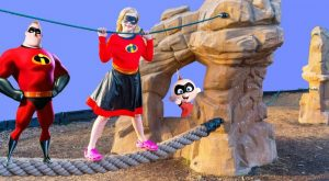 Incredibles 2 are Missing and Found by the Assistant at the Park 300x165 - Incredibles 2 are Missing and Found by the Assistant at the Park