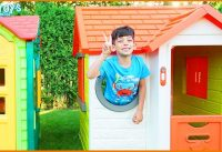 Jason Pretend Sell Fruits and Vegetables in Playhouse for Kids 200x137 - Jason Pretend Sell Fruits and Vegetables in Playhouse for Kids