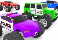 Learn Colors and Shapes for Children w Changing Wheels Tires for Truck Cars Surprise Toys for Kids 200x137 - Learn Colors and Shapes for Children w Changing Wheels Tires for Truck Cars | Surprise Toys for Kids