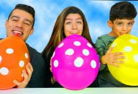 Learn Colors with Balloons Inflator and Finger Family Songs 200x137 - Learn Colors with Balloons Inflator and Finger Family Songs!