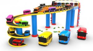 Learn Colors with Ten Little Cars Fun Play on Slider Toy 300x165 - Learn Colors with Ten Little Cars Fun Play on Slider Toy