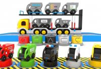 Learn Colors with Truck Transporter Toy Street Vehicles Color Bath for Vehicles 200x137 - Learn Colors with Truck Transporter Toy Street Vehicles - Color Bath for Vehicles