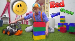 Learn Emotions with Blippi at the Play Place Learn Colors and more 300x165 - Learn Emotions with Blippi at the Play Place | Learn Colors and more!