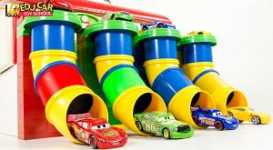 Learning Color Disney Pixar Cars Lightning McQueen Mack Truck magic hole Play for kids car toys 300x165 - Learning Color Disney Pixar Cars Lightning McQueen Mack Truck magic hole Play for kids car toys