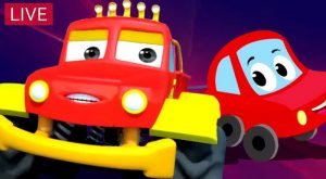 Little Red Car Car Stories And Videos For Kids 300x165 - Little Red Car   Car Stories And Videos For Kids