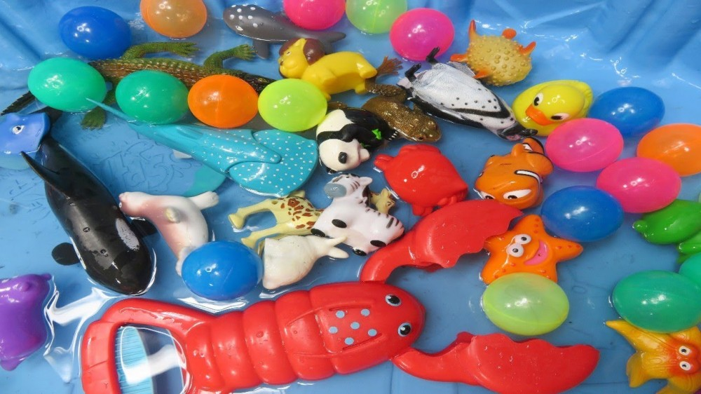 Sand Toys Sea Animals Names Learning Animal Names Ocean Shark Toys - Sand Toys Sea Animals Names Learning Animal Names Ocean Shark Toys