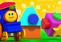 Street Shapes Sight Words Learning Street With Bob The Train Videos For Babies by Kids Tv 200x137 - Street Shapes | Sight Words | Learning Street With Bob The Train | Videos For Babies by Kids Tv