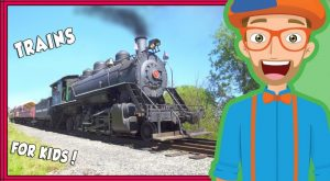 Trains for Kids by Blippi Educational Videos for Toddlers and Children 300x165 - Trains for Kids by Blippi | Educational Videos for Toddlers and Children