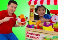 Wendy Pretend Play with Farmers Market Food Stand Toy Selling Fruits amp Veggies 200x137 - Wendy Pretend Play with Farmers Market Food Stand Toy Selling Fruits & Veggies