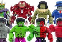 Dinosaur has changed Marvel Avengers Minimates Grey Red Compound Hulk army Go DuDuPopTOY 200x137 - Dinosaur has changed! Marvel Avengers Minimates Grey, Red, Compound Hulk army! Go! - DuDuPopTOY