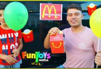 Jason orders McDonalds Happy Meal for Delivery Funny Pretend Kids Video 200x137 - Jason orders McDonalds Happy Meal for Delivery, Funny Pretend Kids Video