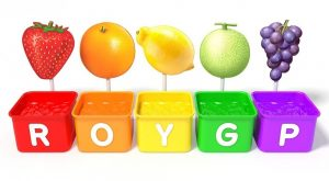 Learning Fruits Name and Colors for Kids 300x165 - Learning Fruits Name and Colors for Kids