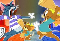 Tom amp Jerry Jerry Steals the Treasure Map WB Kids 200x137 - Tom & Jerry | Jerry Steals the Treasure Map | WB Kids