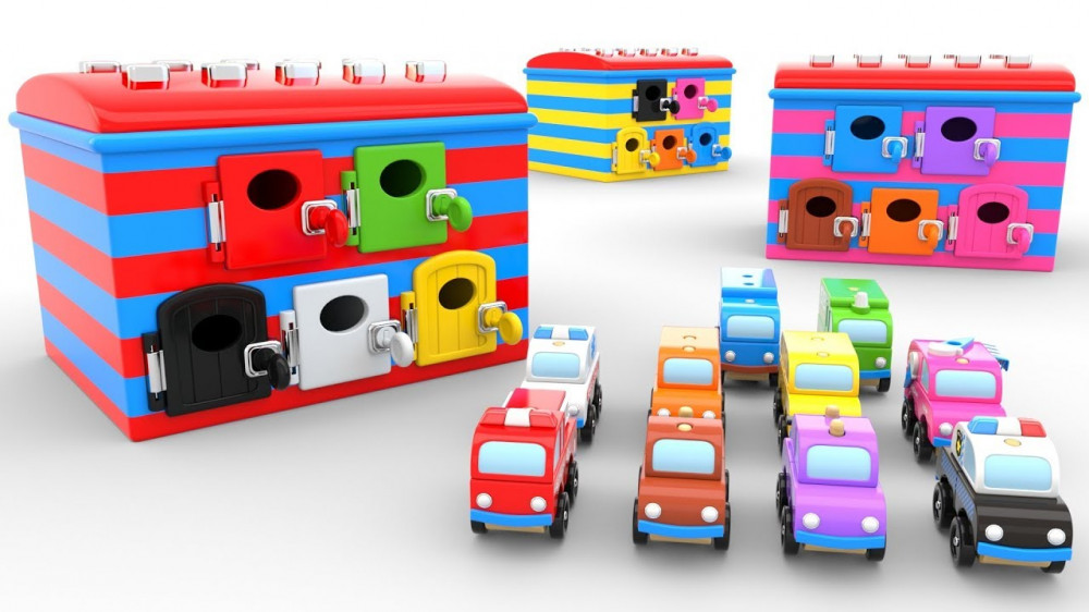 Toy Cars Parking Garage Services Play set for Kids Car Toys for Children - Toy Cars Parking Garage Services Play-set for Kids - Car Toys for Children